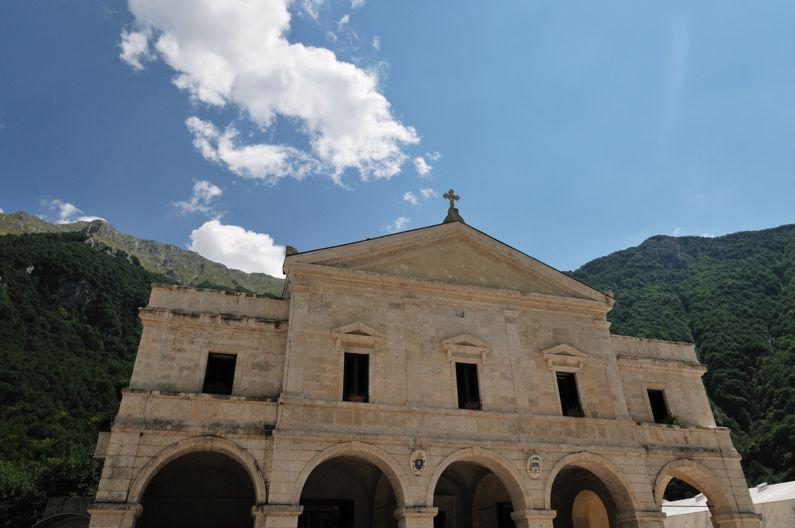 Santuario Madonna di Canneto a Settefrati (FR)   Cosa vedere e come visitarlo