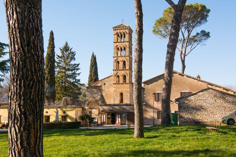 Chiesa Santa Maria in Vescovio a Torri in Sabina (RI) | Cosa vedere e come visitarla