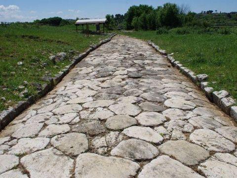 Via Nomentum - Eretum | cosa vedere e come visitarla
