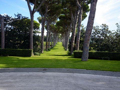 Le Ville Pontificie e i Giardini a Castel Gandolfo (RM) | I Giardini del Lazio