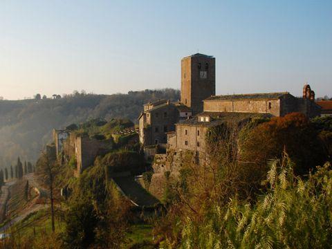 Bassano in Teverina (VT) | Cosa vedere nel borgo