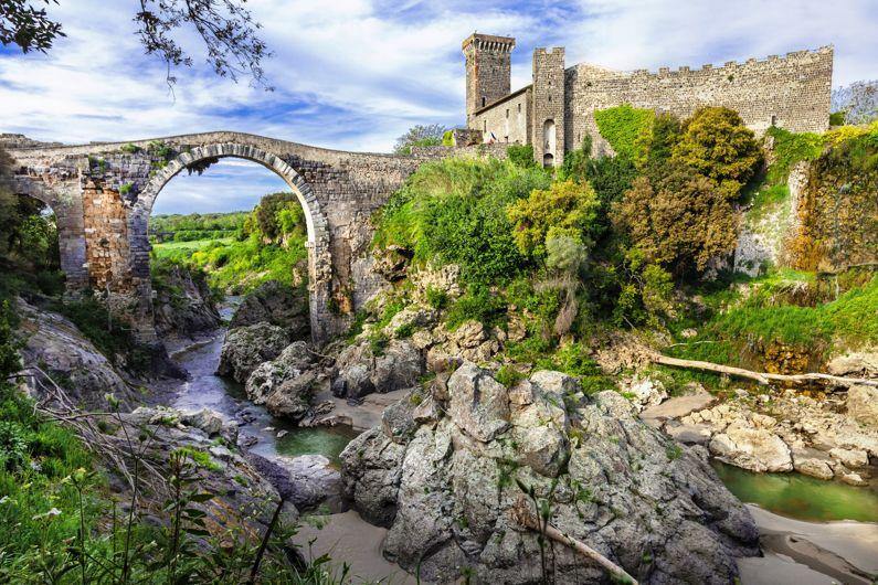 Itinerari Turistici del Lazio da are in tre giorni | Lazio Nascosto