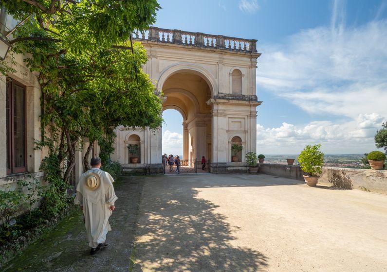 La Gran Loggia a Villa d'Este | Lazio Nascosto