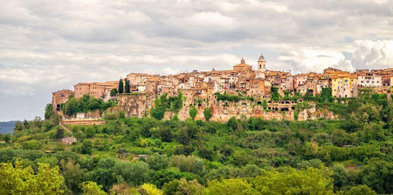 Orte (VT)   Cosa vedere nel borgo   Lazio Nascosto
