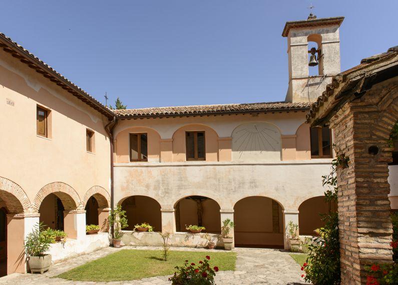 Santuario di Fonte Colombo (RI) | Cosa vedere e come visitare il santuario | Lazio Nascosto