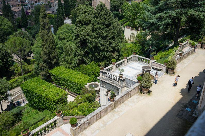 Il Vialone a Villa d'Este | Lazio Nascosto