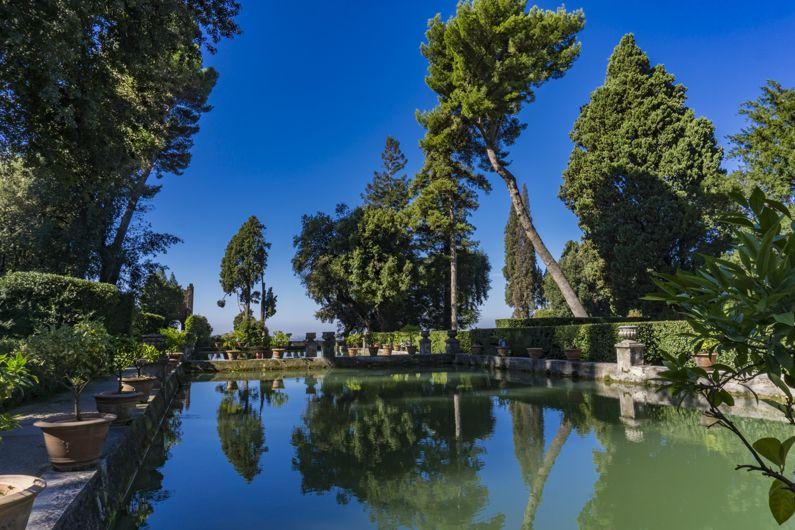 Le Peschiere a Villa d'Este   Lazio Nascosto