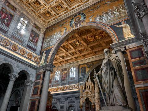 Basilica di San Paolo Fuori le Mura | Le Basiliche di Roma