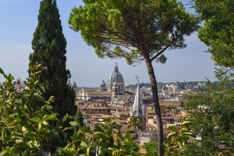 Il Pincio | Cosa vedere a Roma