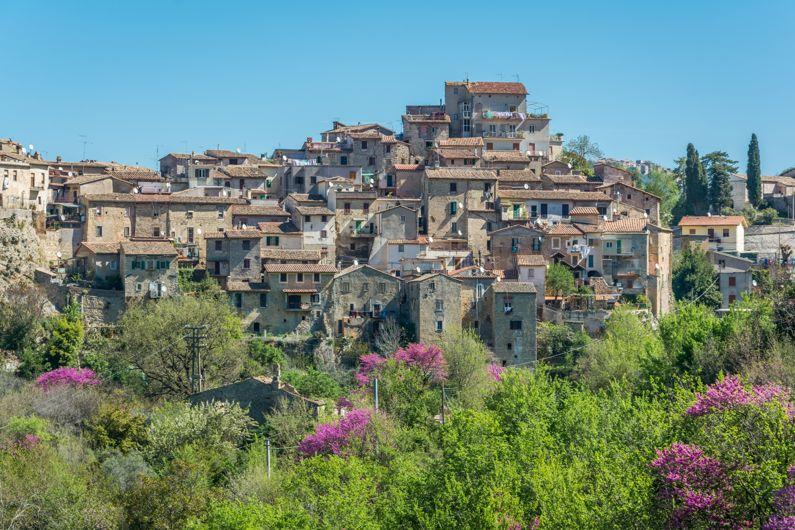 Toffia   Cosa vedere nel borgo sabino  Lazio Nascosto