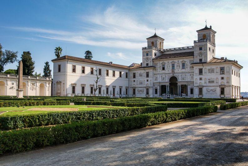 Il Pincio - Villa Medici | Cosa vedere a Roma