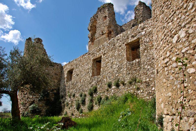 Rovine di Stazzano Vecchio | Lazio Nascosto