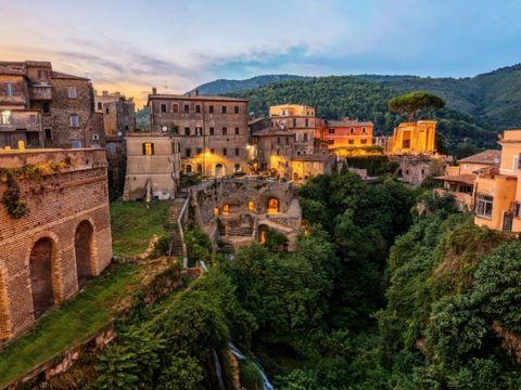 Tivoli (RM) | Alla scoperta dell'antica Tiber | Lazio Nascosto