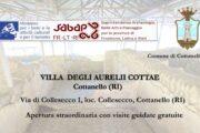 Villa romana degli Aurelii Cottae a Cottanello