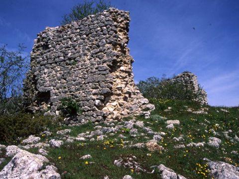 Castello di Rascino a Fiamignano | © Zampetti Marcello Franco