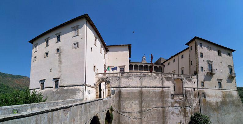 Castello Colonna a Genazzano (RM)   Lazio Nascosto