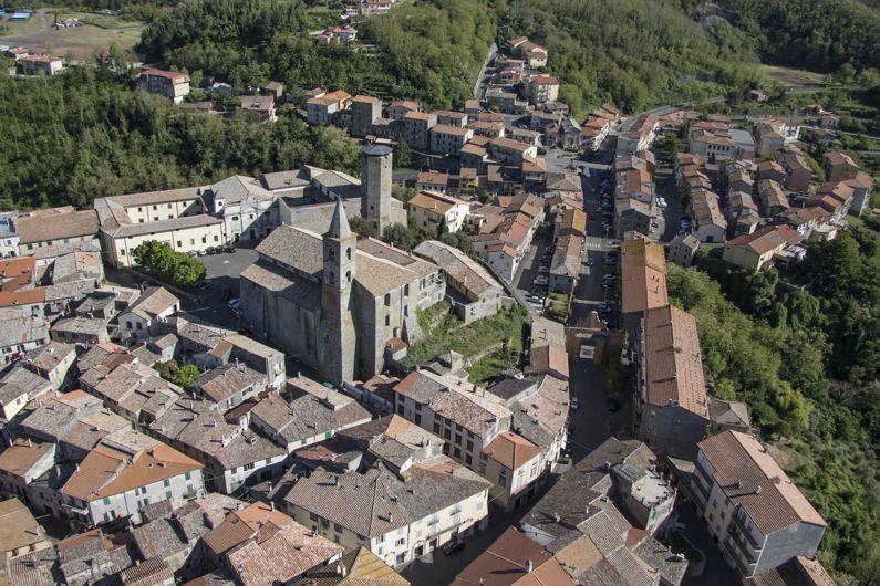 Valentano (VT) | Cosa vede nel borgo della Tuscia | Lazio Nascosto