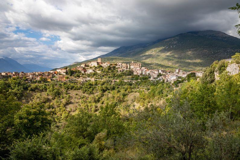 Campoli Appennino (FR)   Lazio Nascosto