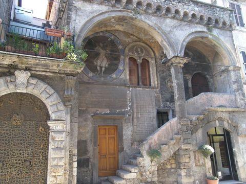 Casa Barnekow ad Anagni (FR) | Lazio Nascosto