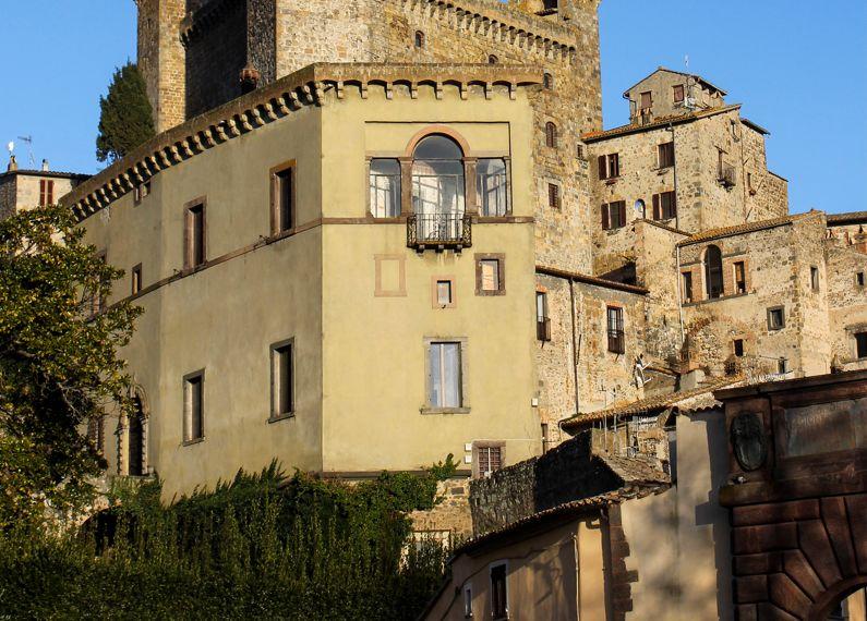Palazzo del Drago a Bolsena (VT)   Lazio Nascosto