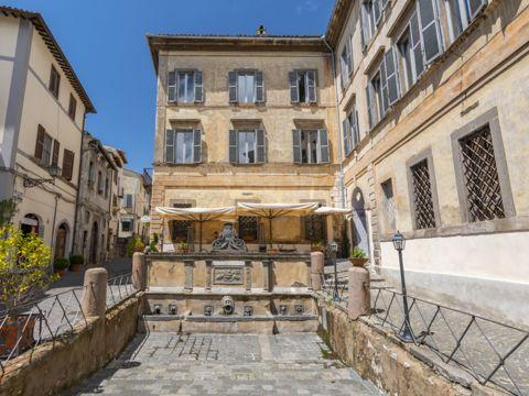 Palazzo Cozza Caposavi a Bolsena (VT) | Lazio Nascosto