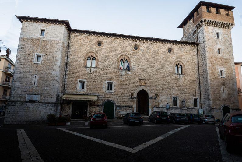 Palazzo Ducale ad Atina (FR)   Lazio Nascosto