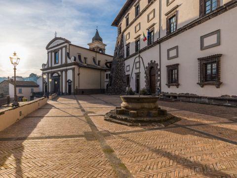 Palazzo Farnese a Gradoli (VT) | Lazio Nascosto