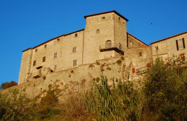 Castiglione in Teverina e la Rocca Monaldeschi (VT) | Cosa vedere nel borgo