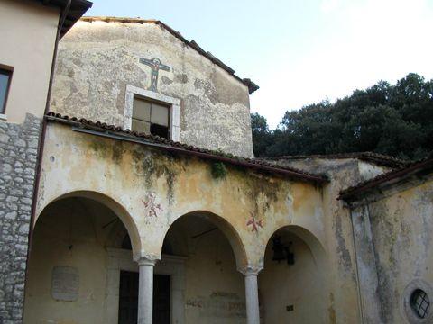 Convento di San Fracesco a Sermoneta (LT)   Lazio Nascosto