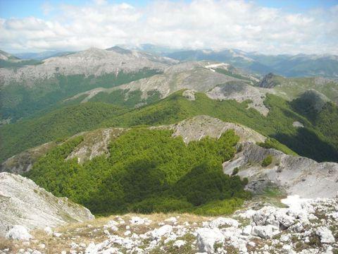 Sentieri sulle Montagne del Parco Nazionale d'Abruzzo, Lazio e Molise   Lazio Nascosto