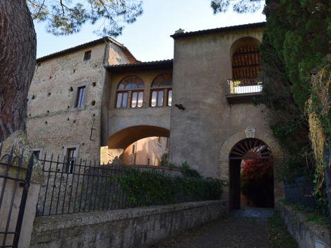 Rovine di Veio da Isola Farnese | Sentieri nel Lazio | Lazio Nascosto