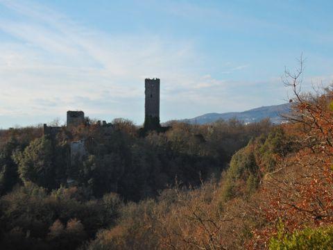 La Torre di Chia a Soriano nel Cimino | Lazio Nascosto