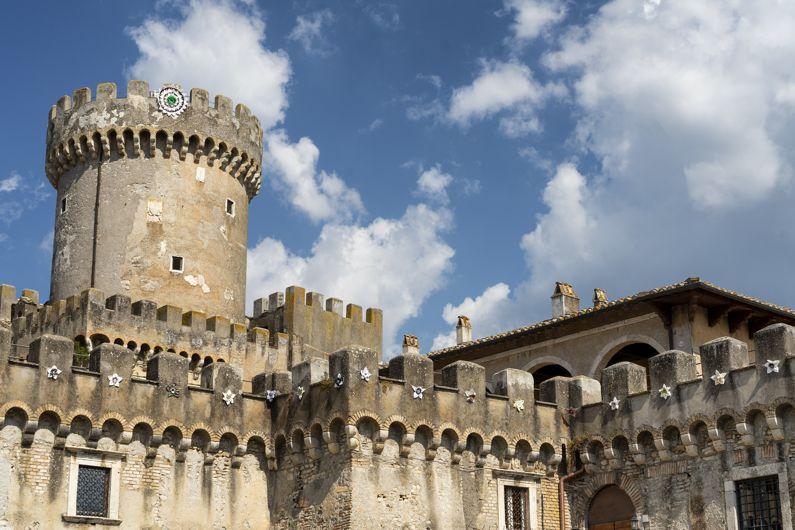Castello Orsini a Fiano Romano (RM)   Cosa vedere e orari di visita   Lazio Nascosto