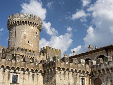 Castello Orsini a Fiano Romano (RM) | Cosa vedere e orari di visita | Lazio Nascosto