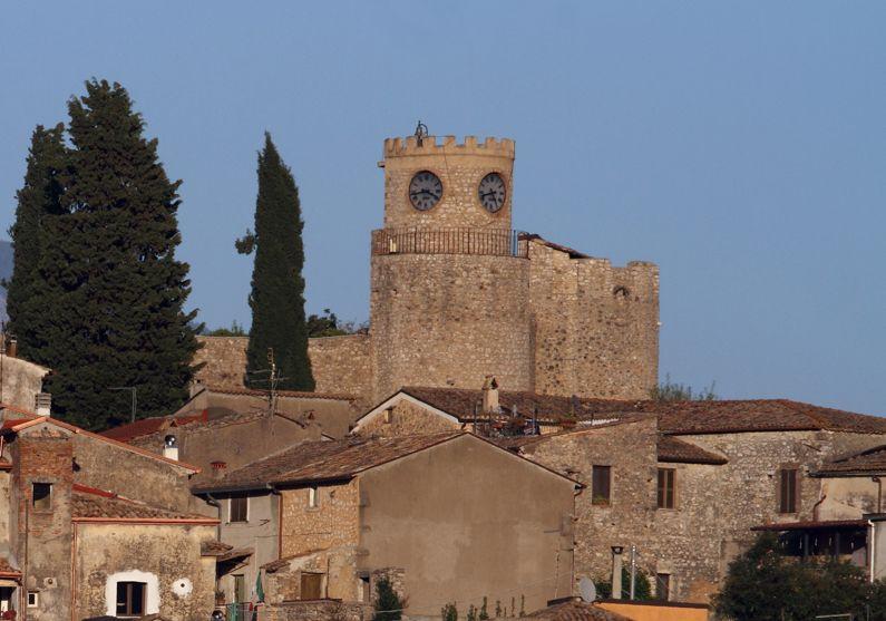 Castello Farnese a Pico (FR)   Lazio Nascosto