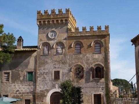 Il Castello Torlonia a Civitella Cesi (VT) | Lazio Nascosto