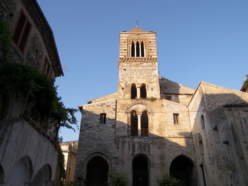 Itri (Chiesa di S. Michele Arcangelo) | Lazio Nascosto