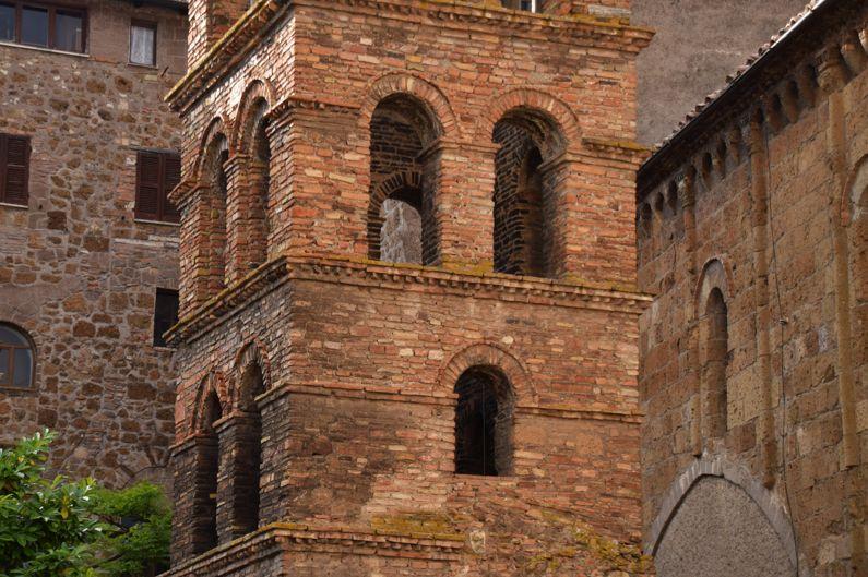 Orte (Chiesa di San Silvestro)   Lazio Nascosto)