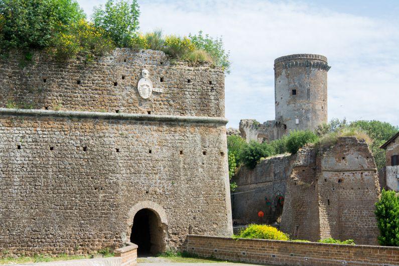 La Rocca dei Borgia a Nepi (VT) | Lazio Nascosto