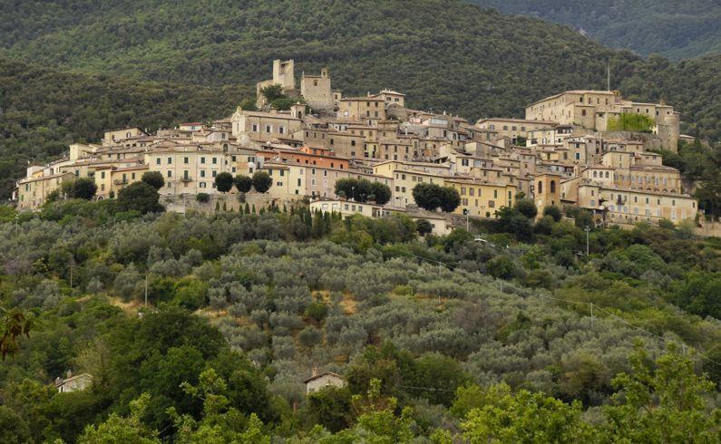 Roccantica | Cosa vedere nel borgo sabino | Lazio Nascosto