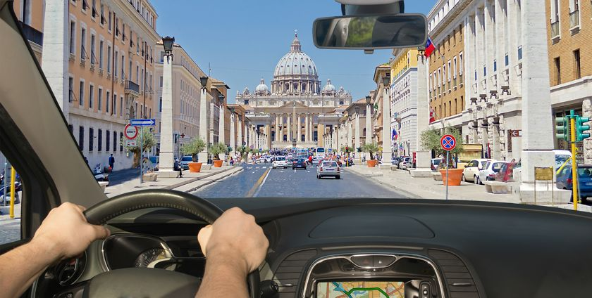 Noleggio Auto a Roma | Lazio Nascosto