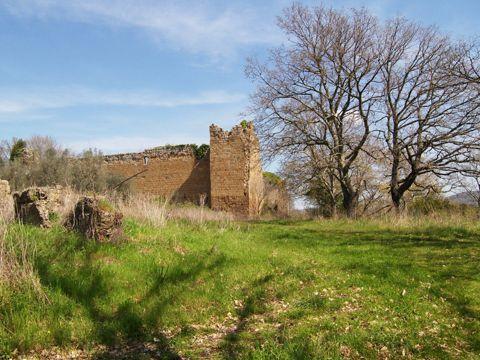Necropoli etrusca di San Giovenale (VT)   Lazio Nascosto
