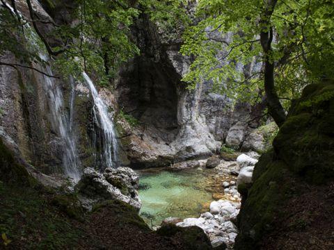 Cascate della Val di Canneto   Lazio Nascosto