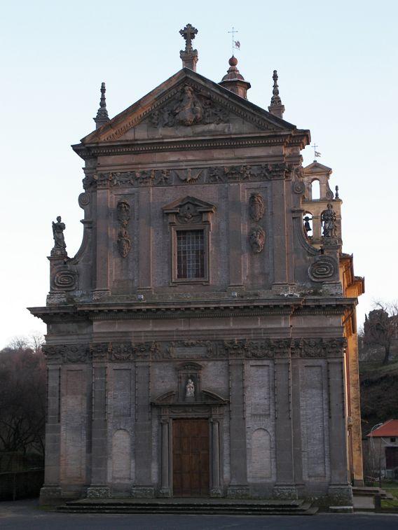 Santuario della Madonna del Ruscello - Vallerano | Lazio Nascosto