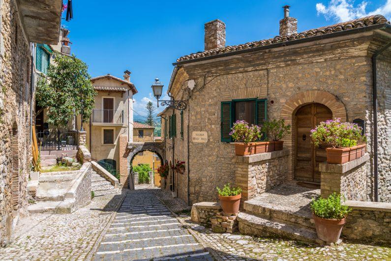 Casperia | Cosa vedere nel borgo | Lazio Nascosto
