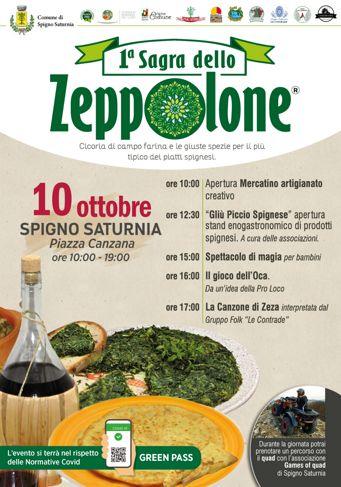 Sagra dello Zeppolone 2021 a Spigno Saturnia (LT) | Lazio Nascosto